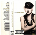 JUSTIFY MY LOVE - USA 5 TRACK CASSETTE SINGLE